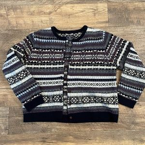 Vintage Chelsea Campbell Lambswool Sweater